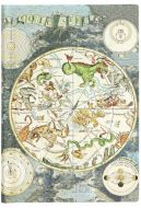 Paperblanks Flexis Celestial Planisphere Mini 176pp SOFTCOVER (NEW)