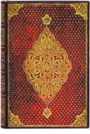 Paperblanks Golden Trefoil Mini (NEW).