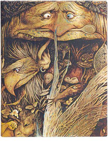 Paperblanks Brian Froud - Mischievous Creatures Ultra (NEW)
