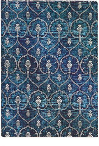 Paperblanks Blue Velvet Midi LINED (NEW) (BO1L)