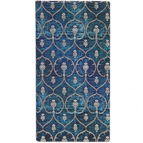 Paperblanks Blue Velvet Slim LINED (NEW)