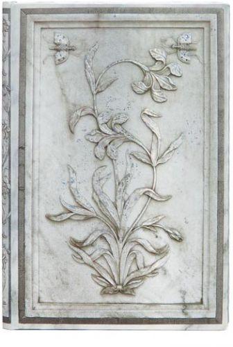 Paperblanks Taj Mahal Flowers - Lahori Mini UNLINED (NEW)
