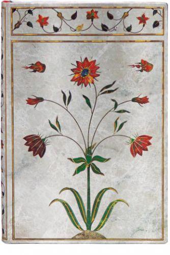 Paperblanks Taj Mahal Flowers - Mumtaz Mini (NEW).