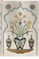 Paperblanks Taj Mahal Flowers - Shah Mini UNLINED (NEW).
