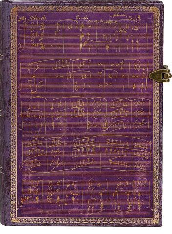 Paperblanks Beethoven's 250th Birthday Midi UNLINED (NEW)