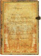 Paperblanks Dumas' 150th Anniversary Midi LINED (NEW)