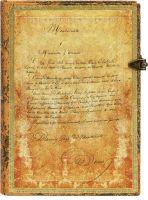 Paperblanks Dumas' 150th Anniversary Midi (NEW).