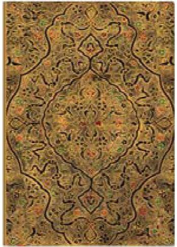 Paperblanks Flexis Zahra Midi 176pp SOFTCOVER (NEW)