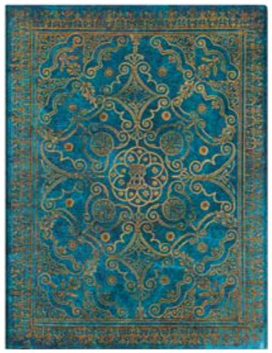 Paperblanks Flexis Azure Ultra 240pp SOFTCOVER UNLINED (NEW)