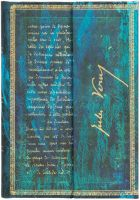 Paperblanks Verne, Twenty Thousand Leagues Mini UNLINED (NEW)