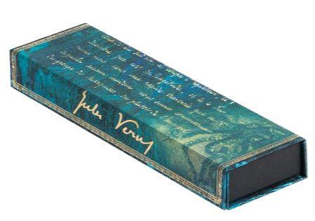 Paperblanks Verne, Twenty Thousand Leagues PencilCase (NEW)