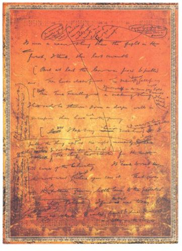Paperblanks HG Wells' 75th Anniversary Manuscript Box (NEW)