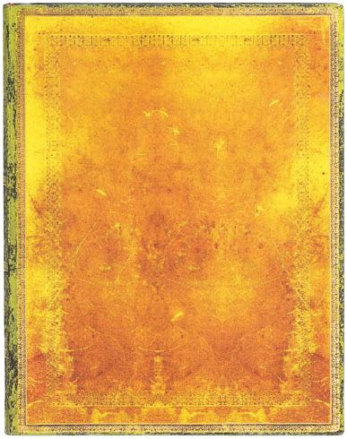 Paperblanks Flexis Ochre Ultra 176pp SOFTCOVER LINED (NEW)