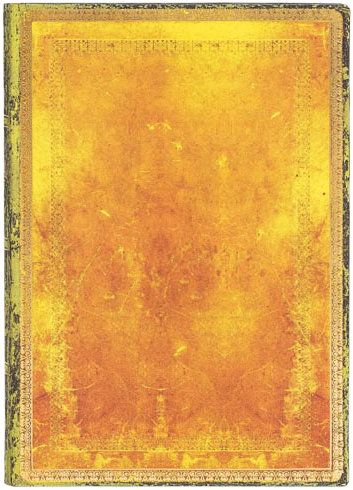 Paperblanks Flexis Ochre Midi 176pp SOFTCOVER UNLINED (NEW)