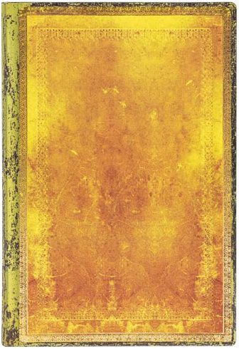 Paperblanks Flexis Ochre Mini 208pp SOFTCOVER LINED (NEW)