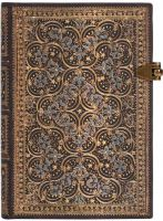 Paperblanks Queen's Binding - Restoration Mini LINED (NEW).