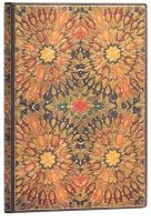 Paperblanks Address Book - Fire Flowers Midi (NEW)