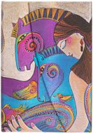 Paperblanks Laurel Burch - Maria and Mares Mini LINED (NEW)