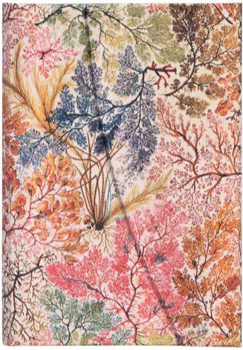 Paperblanks William Kilburn - Anemone Mini LINED (NEW)