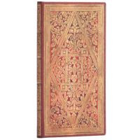 Paperblanks Golden Pathway Slim LINED (NEW)