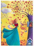 Paperblanks Mila Marquis - Fall Foliage Midi LINED (NEW)