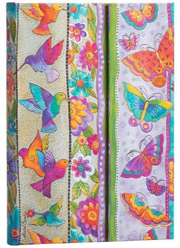 Paperblanks Hummingbirds & Flutterbyes Midi (NEW)