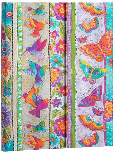 Paperblanks Hummingbirds & Flutterbyes Ultra LINED (NEW)