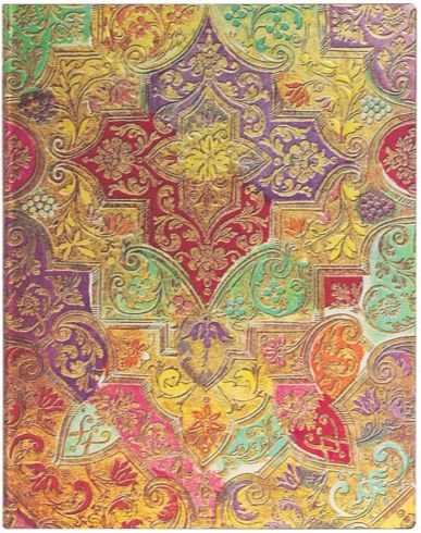 Paperblanks Flexis Bavarian WIldflower Ultra 176pp SOFTCOVER LINED (NEW)