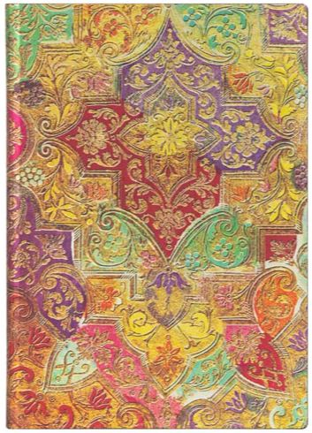 Paperblanks Flexis Bavarian Wildflower Midi 176pp SOFTCOVER LINED (NEW)