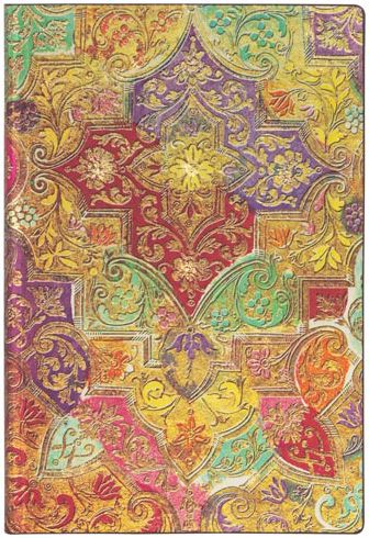 Paperblanks Flexis Bavarian Wildflower Mini 208pp SOFTCOVER LINED (NEW)