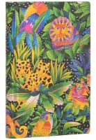 Paperblanks Flexis Jungle Song Mini 208pp SOFTCOVER LINED