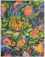 Paperblanks Flexis Jungle Song Ultra 176pp SOFTCOVER (NEW)
