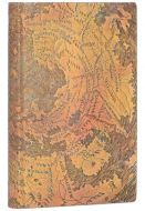 Paperblanks Flexis Hunt-Lenox Globe Mini 208pp SOFTCOVER LINED