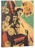 Paperblanks Flexis Jack Kerouac, On the Road Midi 176pp SOFTCOVER LINED