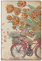 Paperblanks Flexis Holland Spring Mini 208pp SOFTCOVER LINED (NEW).