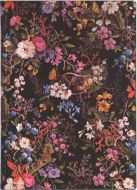 Paperblanks Flexis William Kilburn Floralia Midi 176pp SOFTCOVER LINED (NEW) (BO2L)