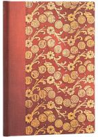 Paperblanks The Waves (Volume 4) Midi LINED (NEW) (BO1L)