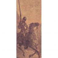 Paperblanks Cervantes, Letter to the King Bookmark