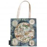 Paperblanks Celestial Planisphere Canvas Bag