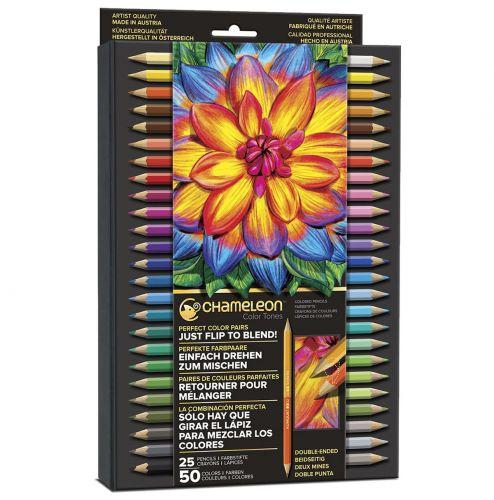 Chameleon Pencils Set - 25 Pencils (NEW).