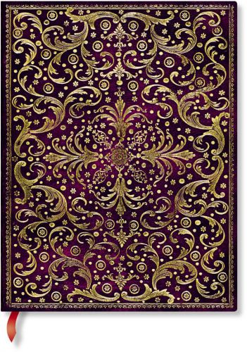 Paperblanks Aurelia Royal Purple Ultra LINED (NEW)