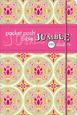 Pocket Posh Bible Jumble