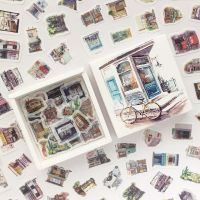 Stickers - Box Street Scenes (200pcs) (NEW)