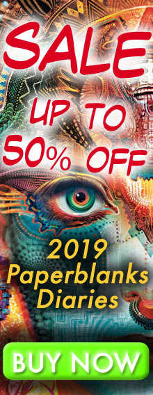 SALE - up to 50% OFF - 2018 Paperblanks Diaries - order today for immediate delivery