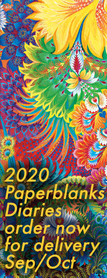 2020 Paperblanks Diaries - order now for delivery Sep/Oct