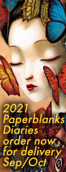 2021 Paperblanks Diaries - order now for delivery Sep/Oct