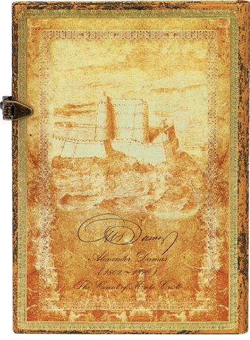 Paperblanks Dumas 150th Anniversary MIDI Lined